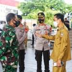 Hadiri Apel Pengamanan, Prof Rudy Imbau Jaga Prokes Jelang Pencoblosan hingga Natal dan Tahun Baru