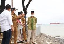 Pastikan Pembangunan Pulau, Pj Wali Kota Temui Warga Pulau Lae-Lae