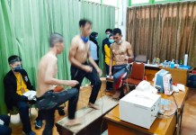 Atlet PON XX Sulsel Jalani Tes Fisik