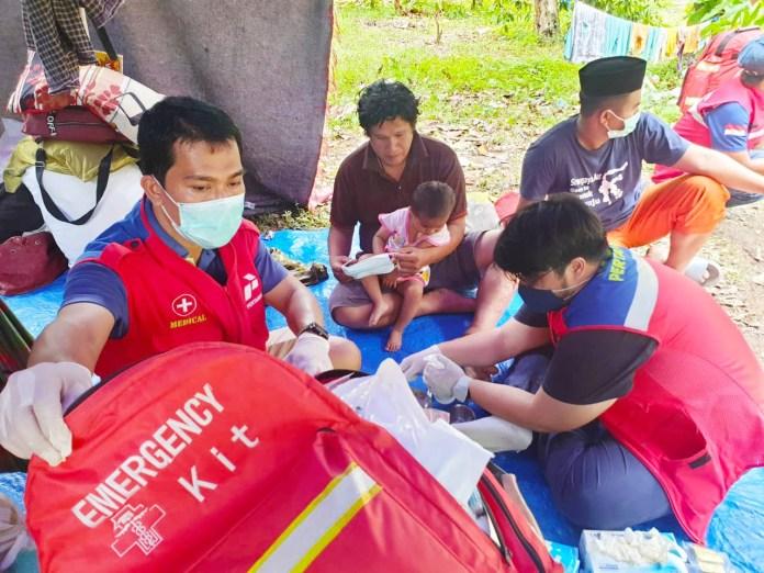 Pertamina Sigap Berikan Bantuan Medis Bagi Korban Gempa Sulbar