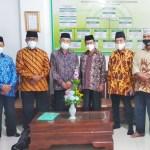 Silaturahmi Ketua MUI, LDII Bone Sampaikan Program Kerja