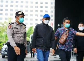 Gubernur Sulsel Dikabarkan Ditangkap KPK