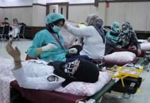 Bapenda Sulsel donor darah