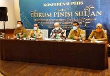 Didukung BI Perwakilan Sulsel, Pemprov Sulsel akan Laksanakan Forum Pinisi Sultan