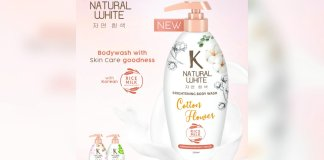 K Natural White, Sabun Perawatan Diri Ala Korea Inovasi Wings Group Indonesia