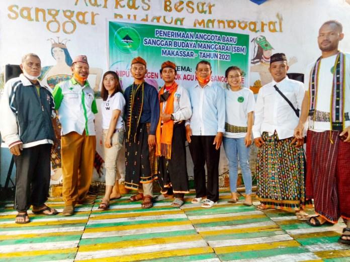 Sanggar Budaya Manggarai Makassar Rekrut Anggota Baru