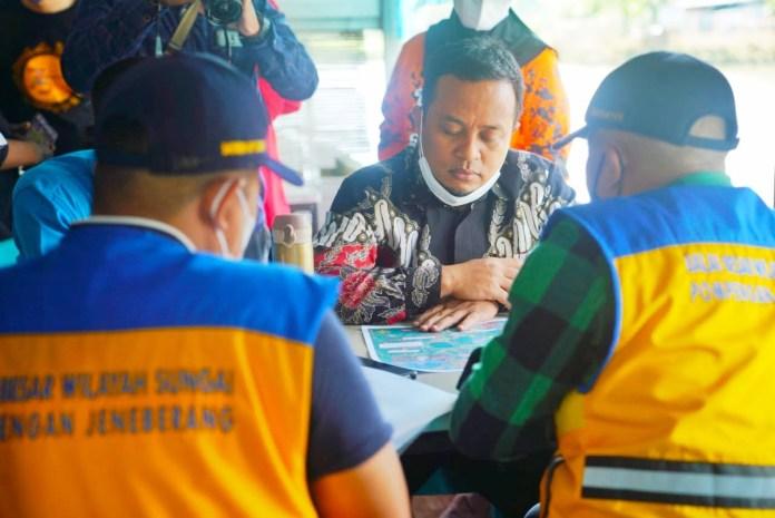 Banjir Makassar, Plt Gub: Ayo Turun Sama-sama Selesaikan