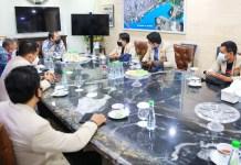 Pemuda Muhammadiyah Dukung Program Makassar Recover