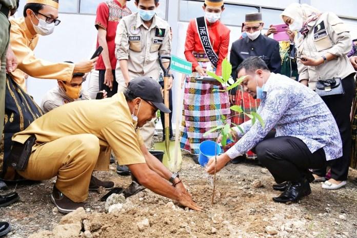 Upaya Pencegahan Bencana, Plt Gubernur Inisiasi Perda Penebangan Pohon