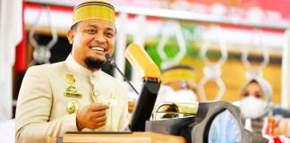Pelaksana Tugas (Plt) Gubernur Sulsel, Andi Sudirman Sulaiman