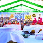 Di Prosesi Mattompang Arajang, Plt Gubernur Sulsel: Pemimpin harus berikan pelayanan terbaik kepada rakyat