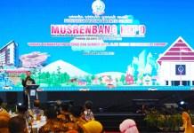 Buka Musrenbang RKPD 2022, Plt Gub Sulsel: Keputusan berdasarkan aspirasi dari bawah