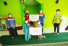 Sambut Bulan Suci Ramadhan, Pertamina Gelar Doa Bersama dan Santunan kepada 117 Anak Yatim