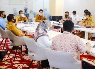 Percepat Pembebasan Lahan KA, Plt Gubernur Sulsel: Semua dibagi berdasarkan perkoridor