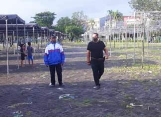 Wali Kota Makassar Mengaku Tak Pernah Beri Izin Pasar Malam di Al-Markaz