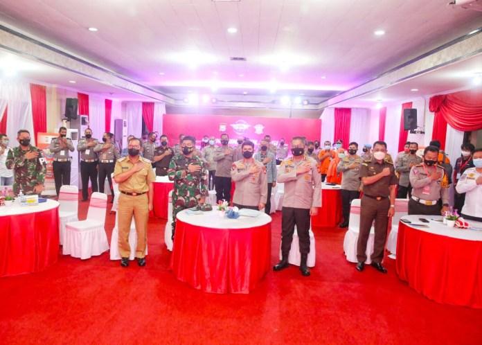 Launching Aplikasi SIM Nasional Presesi, Danny: Kemajuan Besar Polri