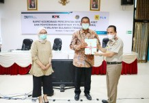 Sinergi KPK, PLN dan Kementerian ATR/BPN Berhasil Amankan 1.358 Persil Aset Tanah di Sultra