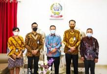 Terima GM PT Garuda Indonesia Makassar, Plt Gubernur Sulsel Usulkan Penerbangan Rute Toraja-Kalimantan