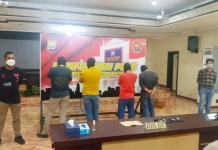 4 ASN Pemkot Makassar Terduga Penyalahgunaan Narkoba Terancam 4 tahun Pidana