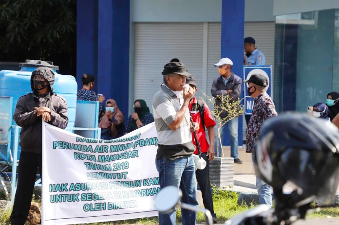 Tuntut Dana Pensiun, PDAM Makassar akan Gugat Bumi Putera