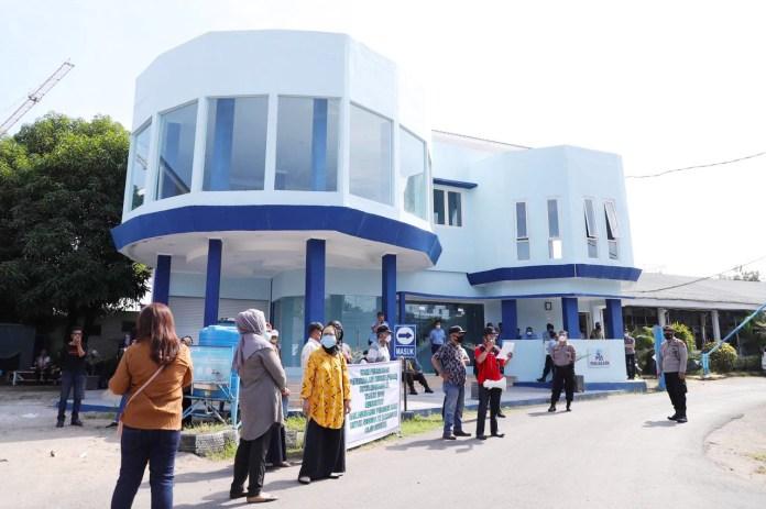 Didemo Puluhan Pensiunan, Kabag PDAM Makassar: Pihak Perusahaan telah lakukan upaya hukum