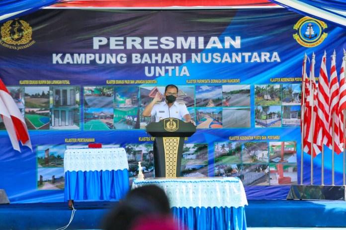 Kolaborasi TNI AL-Pemkot Makassar Wujudkan Brain Camp Untia