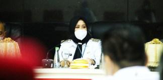 Wakil Walikota Makassar, Fatmawati Rusdi