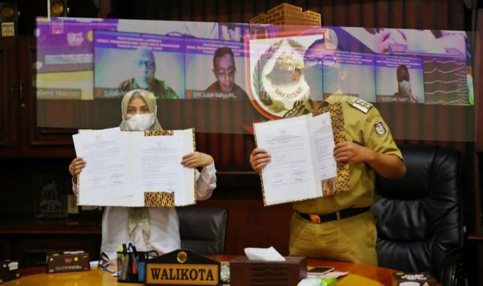 Setahun Tidak Terkontrol, Pemkot Makassar Raih WDP dari BPK RI Sulsel