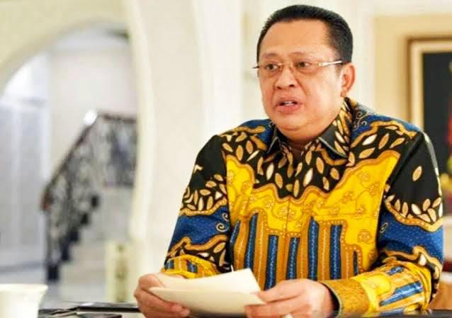 Ketua MPR RI Bambang Soesatyo (Bamsoet)