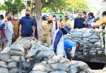 Respon Cepat Walikota Danny Kerahkan Satgas Drainase DPU Makassar Tangani Genangan Air di Jl. Tamangapa