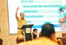 Canangkan Revolusi Belajar, Danny Pomanto Siap Kawal Perbaikan Pendidikan Makassar