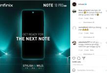 Infinix Note10 Pro NFC Infinix Hot 10 Play dan Infinix Hot 10S