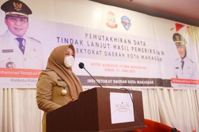 Buka Resmi Tindak Lanjut Inspektorat, Fatma: Tingkatkan Kinerja Pelayanan Publik