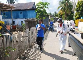 Tim Satgas Covid-19 Bontobaru Datangi 400 Rumah Warga