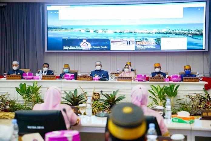 HUT Palopo ke-19, Plt Gubernur: Pemprov komitmen dalam membangun Luwu Raya