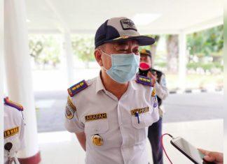 Muhammad Arafah, Kepala Dinas Perhubungan Provinsi Sulawesi Selatan. (Foto: Dok)