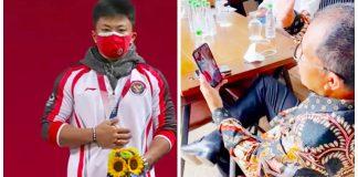 Danny Apresiasi Atlet Angkat Besi Asal Makassar Harumkan Indonesia di Olimpiade Tokyo 2020