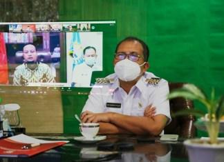 Plt Gubernur Sulsel Apresiasi Walikota Danny Gunakan KM Umsini sebagai Tempat Isolasi Apung