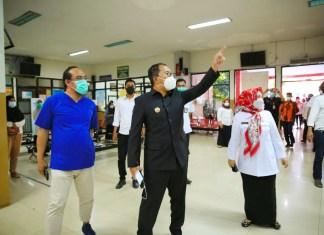 Jadikan RSUD Daya Makassar Rumah Sakit Covid 19, Danny Tambah Ketersediaan Tempat Tidur