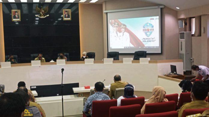 Wali Kota Makassar Minta Vaksinasi Serentak di 100 RT per Hari 100% Segera Terealisasi
