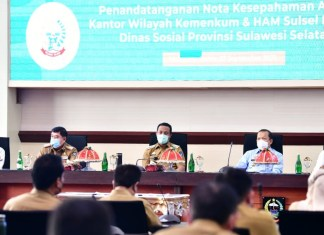 Plt Gubernur Sulsel Ingatkan OPD Lebih teliti Mengelola Keuangan agar Tak Lakukan Kesalahan Sama
