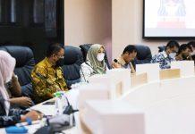 Lurah Camat di Minta Fokus, Wawali Makassar: Perhatikan Penanganan Covid