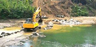 Progres Jembatan Lanrange, Plt Gubernur Harap Peningkatan Ekonomi Sidrap-Wajo