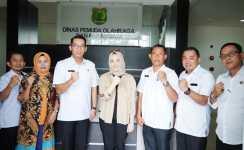 Anggota DPD RI Hj. Eva Susanti Apresiasi Kemajuan Olahraga dan Pariwisata Muba