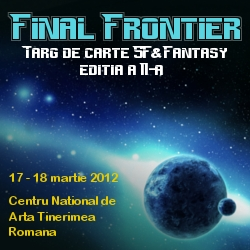 Targul de carte SF & Fantasy - Final Frontier II