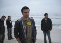 Corneliu Porumboiu semneaza spotul de promovare al primului DVD din cariera trupei Vunk