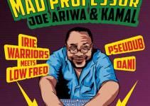 Mad Professor with Joe Ariwa & Kamal @ Berlin Club, 12 mai