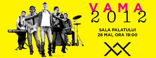 """Lansare album """"2012"""" Trupa Vama @ Sala Palatului"""