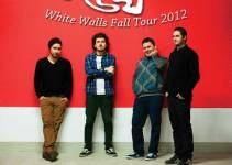 White Walls - Fall Tour 2012