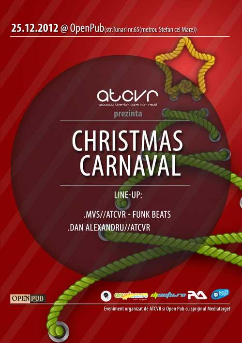 Christmas Carnaval @ OpenPub